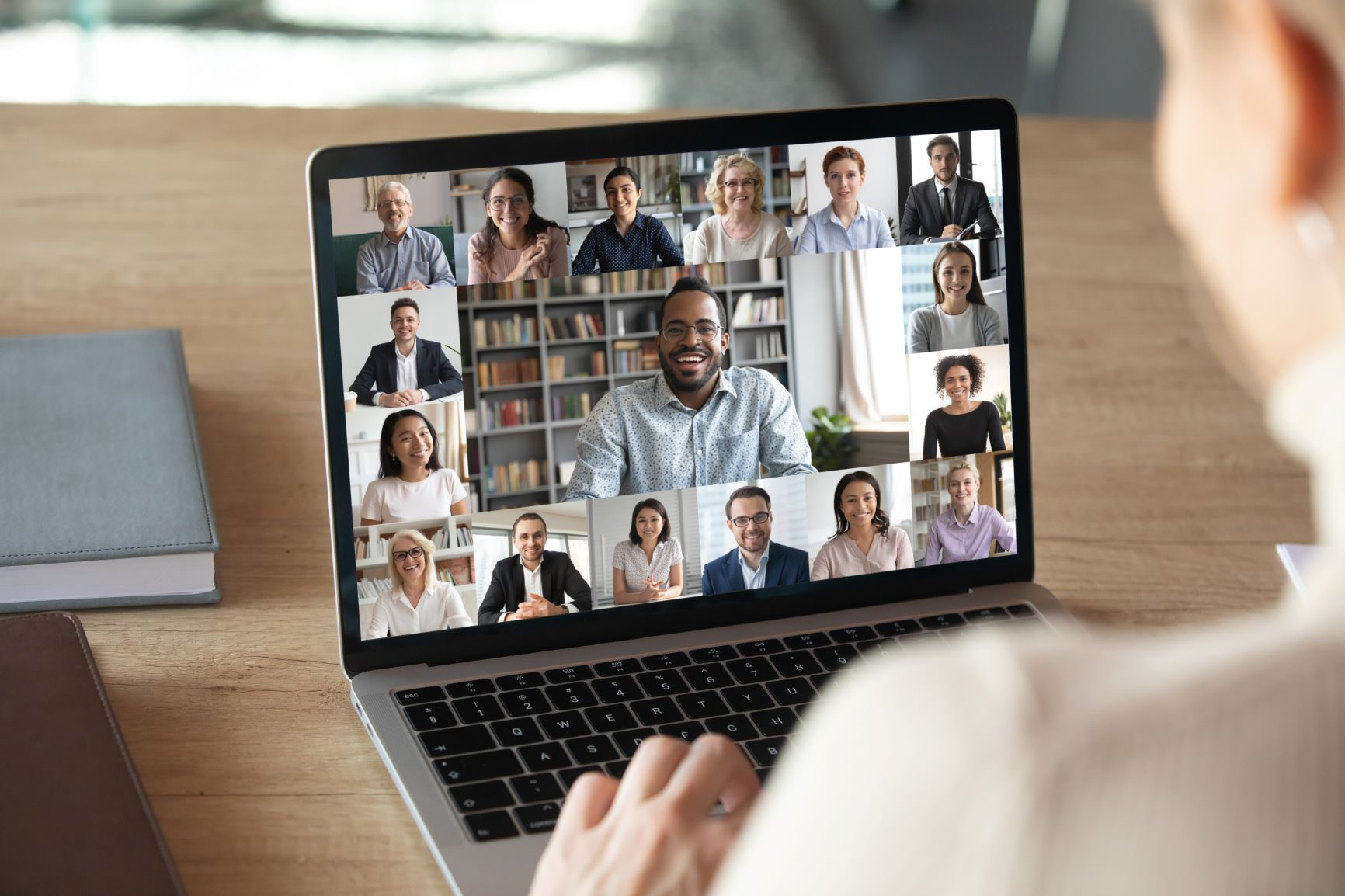 WEB - Group video Conference call