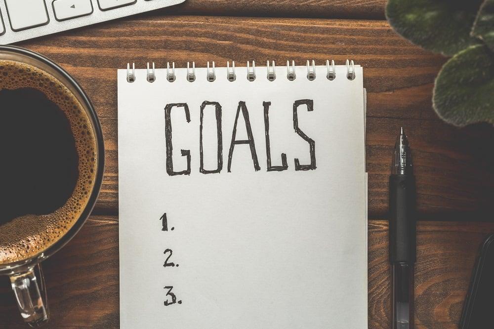WEB Goal setting
