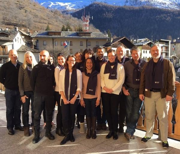 Internet Society - Miramonti - La Thuile - December 2016 1